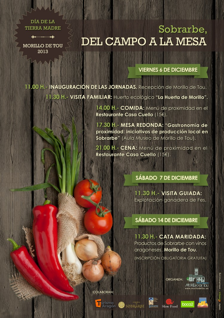 slow food sobrarbe