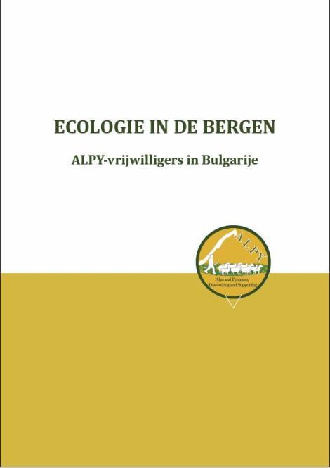 Brochure Ecologie in de Bergen