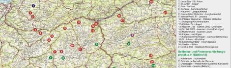 kaart skigebieden CIPRA
